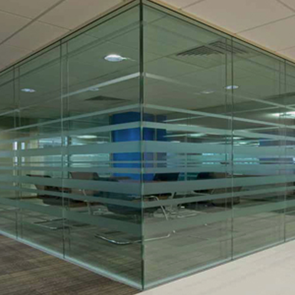 glass wall partitions 10mm glass office glass dividers